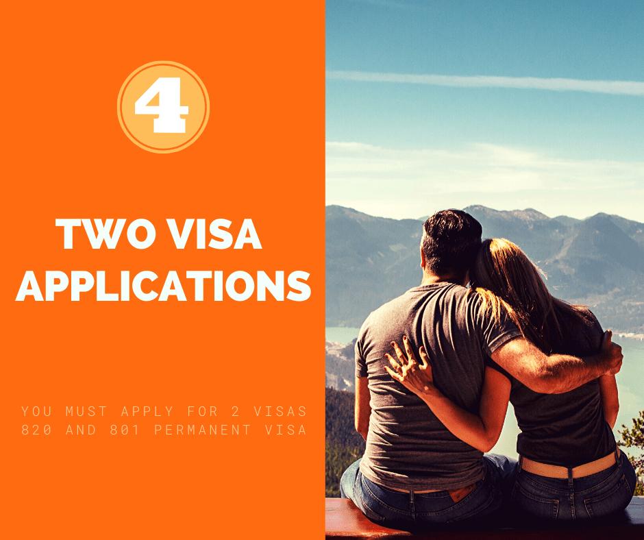 4 Two Visa Applications