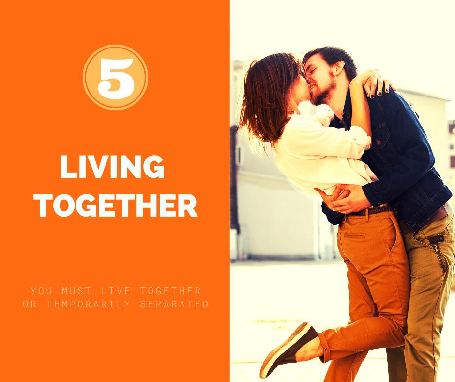 5 Living Together