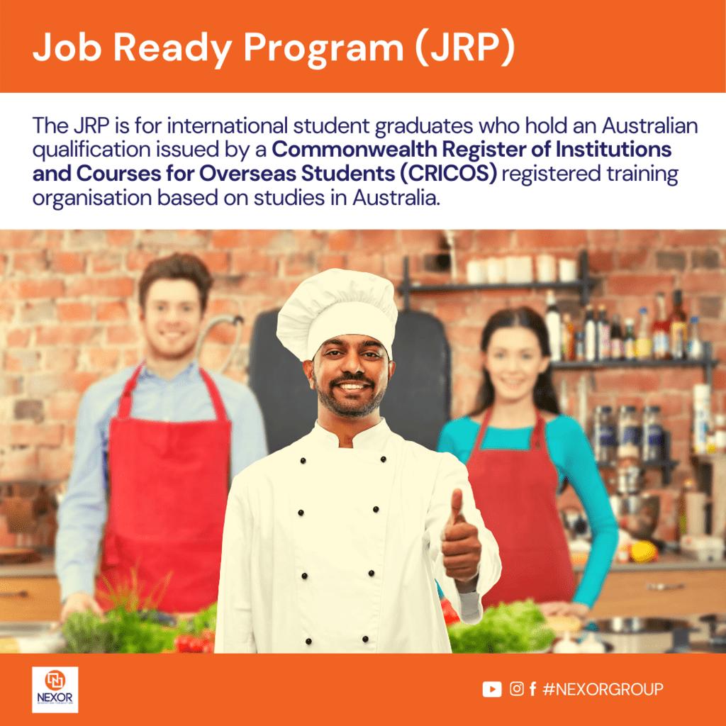 Job Ready Program
