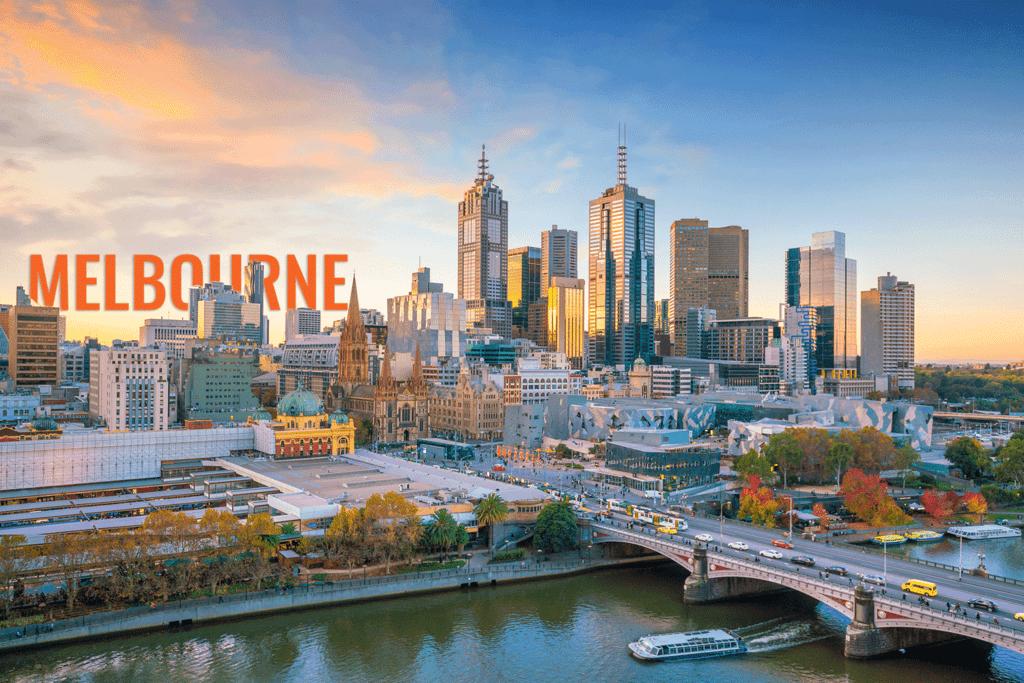 Melbourne Landscape