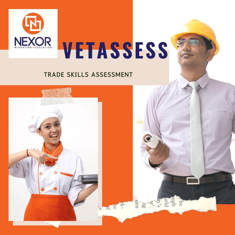 Trade Skills Assessment Vetassess
